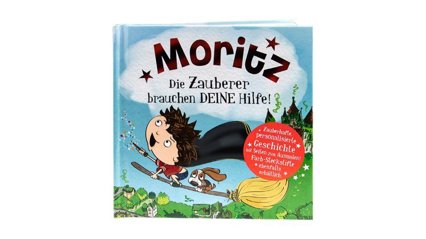 H&H Märchenbuch Moritz