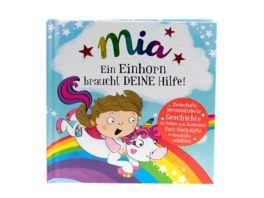 H H Maerchenbuch Mia
