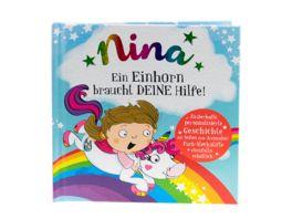 H H Maerchenbuch Nina