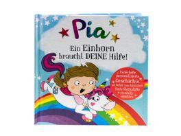 H H Maerchenbuch Pia