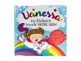 H H Maerchenbuch Vanessa
