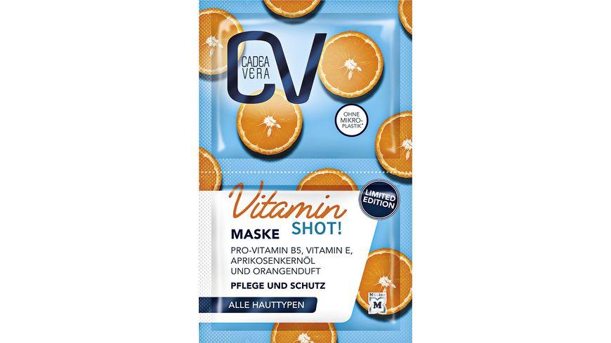 CV Vitamin Shot Maske