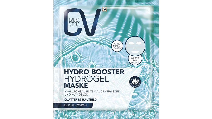 CV HYDRO BOOSTER Hydrogel Maske Aloe Vera & Mandelöl
