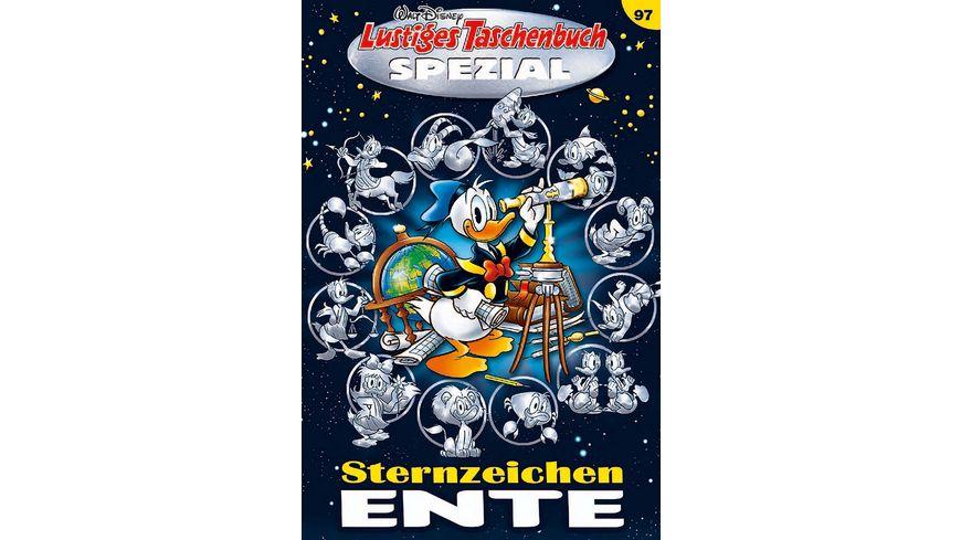 Lustiges Taschenbuch Spezial Band 97 Sternzeichen Ente