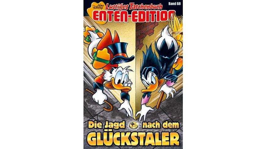 Lustiges Taschenbuch Enten Edition 68 Die Jagd nach dem Glueckstaler