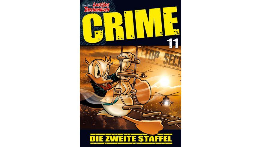 Lustiges Taschenbuch Crime 11 Die zweite Staffel
