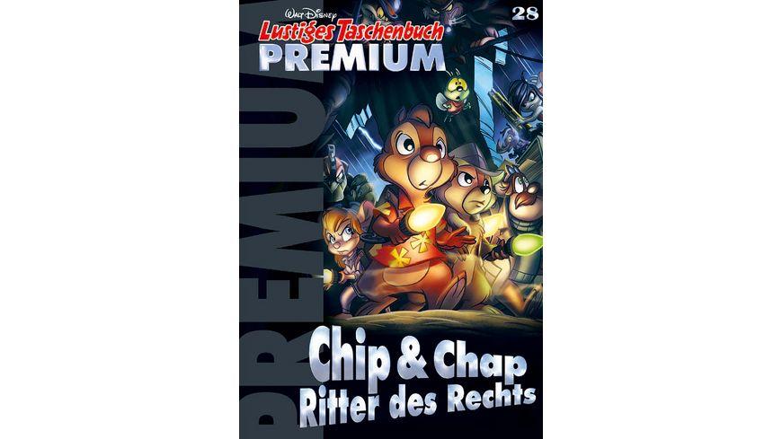 Lustiges Taschenbuch Premium 28 - Chip & Chap - Ritter des Rechts