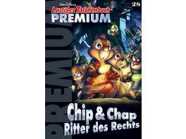 Lustiges Taschenbuch Premium 28 Chip Chap Ritter des Rechts