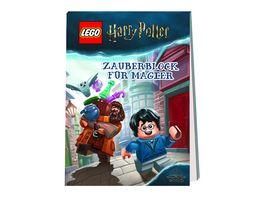 LEGO Harry Potter Zauberblock fuer Magier