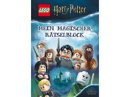 LEGO Harry Potter Mein magischer Raetselblock