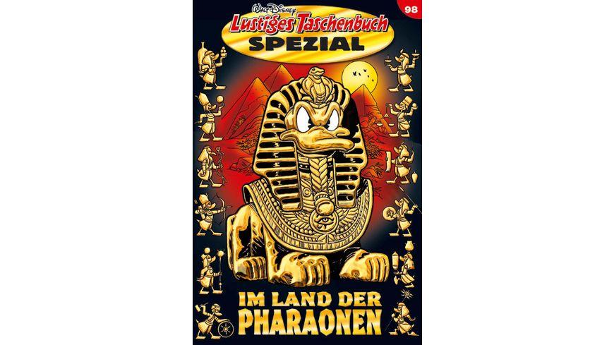 Lustiges Taschenbuch Spezial Band 98 Im Land der Pharaonen