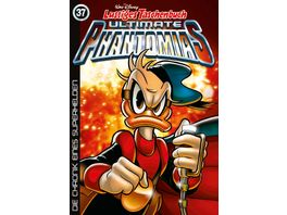 Lustiges Taschenbuch Ultimate Phantomias 37 Die Chronik eines Superhelden