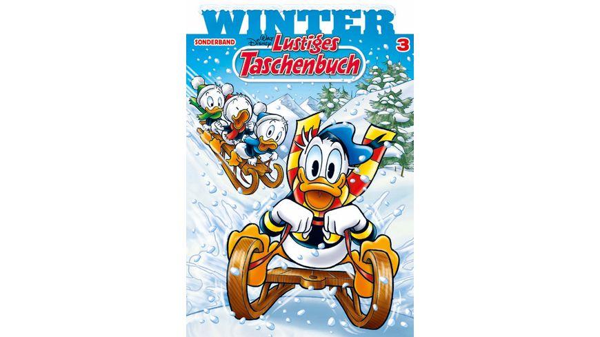Lustiges Taschenbuch Winter 03 - Sonderband