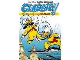 Lustiges Taschenbuch Classic Edition 09 Die Comics von Carl Barks