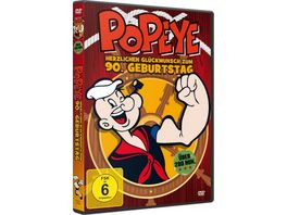 Popeye Herzlichen Glueckwunsch zum 90 Geburtstag