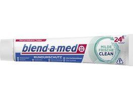 blend a med Schutz Milde Frische Clean Zahnpasta