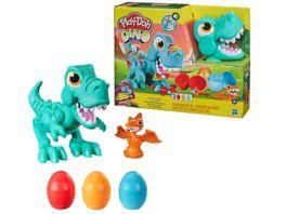 Hasbro Play Doh Gefraessiger Tyrannosaurus