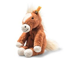 Steiff Soft Cuddly Friends Gola Schlenker Pferd 27 cm