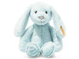 Steiff Soft Cuddly Friends My first Steiff Hoppie Hase 26 cm hellblau