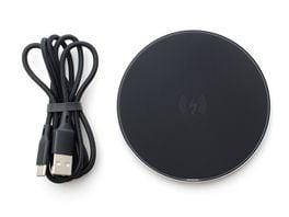 WIRELESS CHARGER SCHWARZ QI 10W