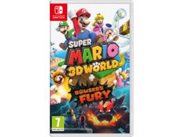 Super Mario 3D World Bowser s Fury