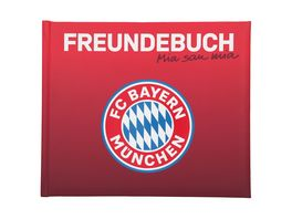 FC BAYERN Freundebuch Motiv 2
