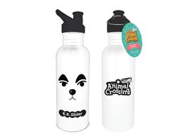 Trinkflasche Animal Crossing K K Slider