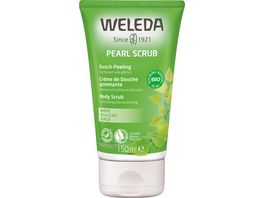 WELEDA Pearl Scrub Dusch Peeling Birke