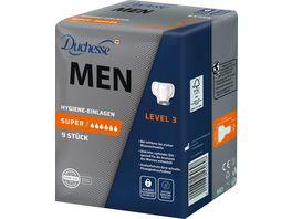 Duchesse MEN Hygiene Einlagen Level 3