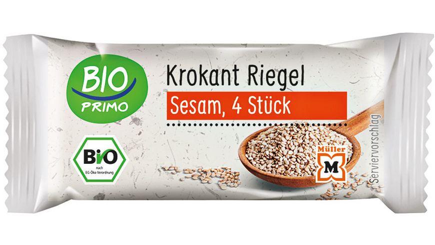 BIO PRIMO Sesam-Krokant-Riegel