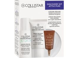 COLLISTAR Discovery Kit Pure Aktives