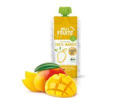 Hilli Fruits Fruchtpueree Mango