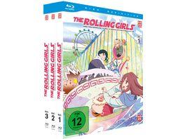 Rolling Girls Gesamtausgabe Blu ray Box 3 BRs