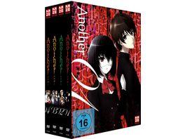 Another Gesamtausgabe DVD Box ohne Schuber 4 DVDs