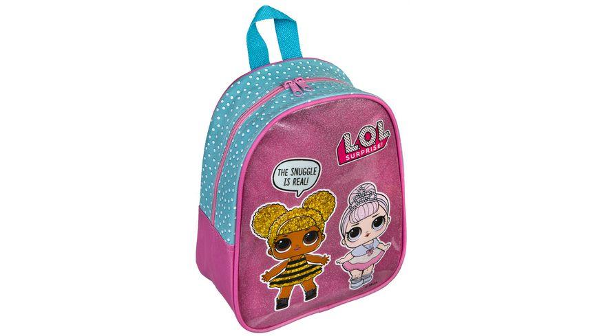 Undercover - LOLO7636 LOL SURPRISE Kindergarten Rucksack