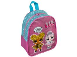 Undercover LOLO7636 LOL SURPRISE Kindergarten Rucksack
