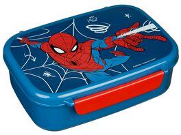 Scooli SPMA9903 Marvel Spider Man Brotzeitdose