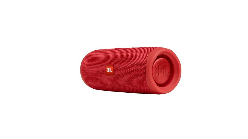 JBL Flip 5 Bluetooth Lautsprecher Rot
