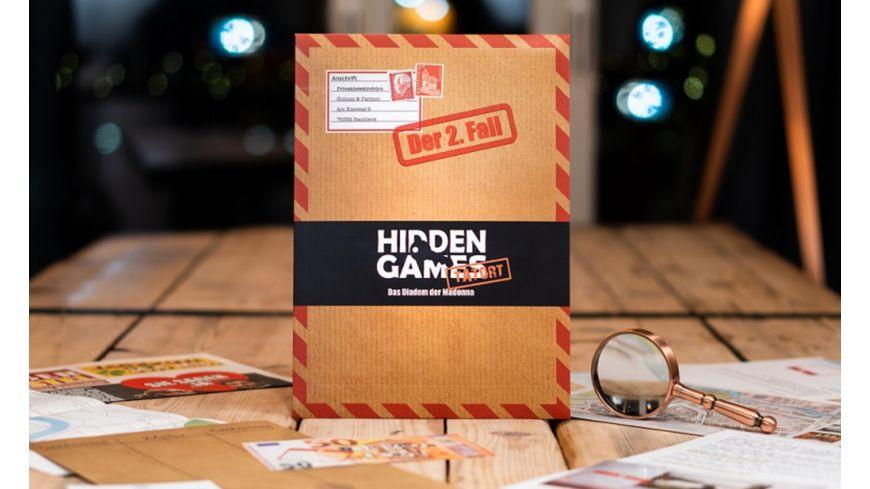 Hidden Games Tatort - Das Diadem der Madonna 2.Fall