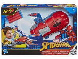 Hasbro NERF Power Moves Marvel Spider Man Netz Attacke