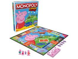 Hasbro Monopoly Junior Peppa Pig