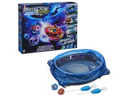 Hasbro Beyblade Burst Rise Speedstorm Volt Knockout Battle Set