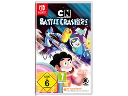 Cartoon Network Battle Crashers Code in a Box