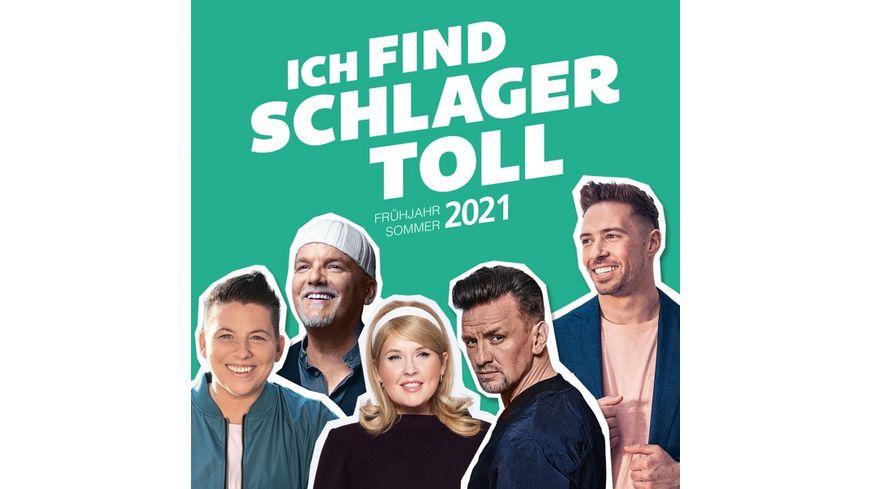 Ich Find Schlager Toll-Frühjahr/Sommer 2021