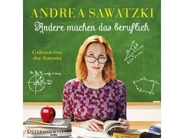 Andrea Sawatzki Andere Machen Das Beruflich
