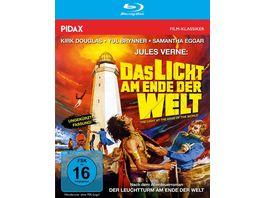 Jules Verne Das Licht am Ende der Welt Packender Abenteuerfilm mit Starbesetzung in brillanter HD Qualitaet Pidax Film Klassiker