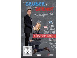Kuess die Hand Monika Gruber Viktor Gernot