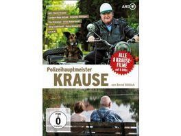 Polizeihauptmeister Krause 8er Box 8 DVDs
