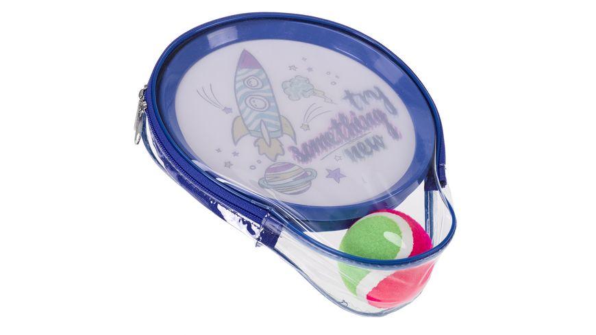 Müller - Toy Place - Klettballspiel Rocket, Gartenspielzeug