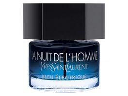 Yves Saint Laurent La Nuit De L Homme Bleu Electrique Eau de Toilette
